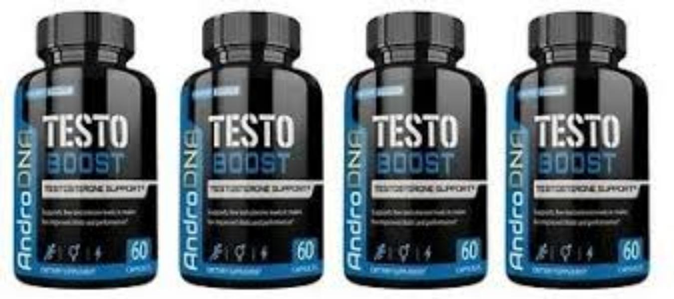 Androdna testo boost - pour la masse musculaire - Amazon - comprimés - effets