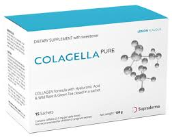 Colagella Pure - action - pas cher - en pharmacie